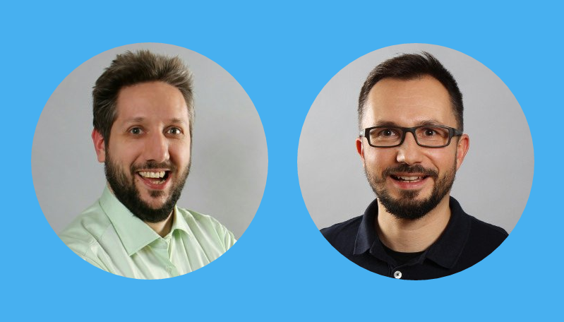 SEO experts Fili Wiese and Kaspar Szymanski are veterans from Google's Search Quality team